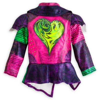Descendants Mal Costume For Kids