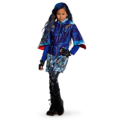 Descendants Evie Costume For Kids