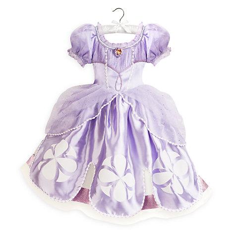 Robe pour enfants Princesse Sofia
