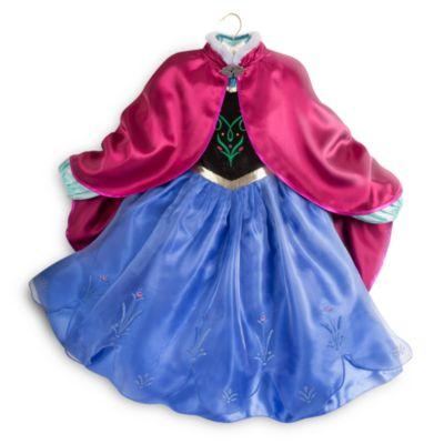Die Eiskönigin - völlig unverfroren - Anna Kostüm für Kinder
