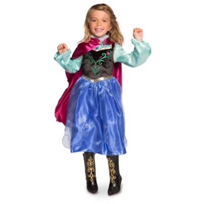 Anna Costume For Kids, Frozen