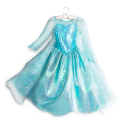 Elsa maskeradklänning