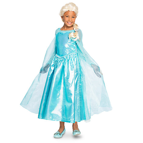 Elsa - Kostüm für Kinder