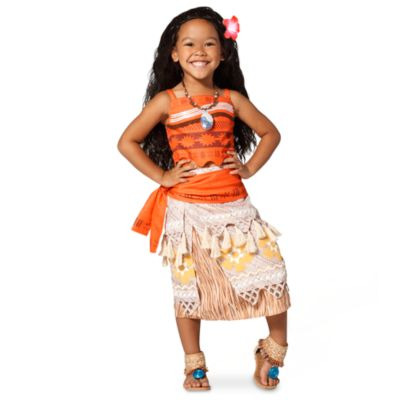Disfraz infantil Vaiana