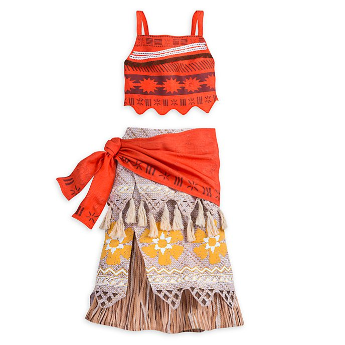 Disney Store Moana Costume for Kids