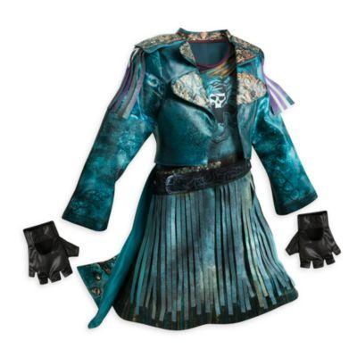 Disfraz infantil de Uma, Los Descendientes 2 de Disney