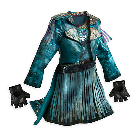 Uma Costume For Kids, Disney Descendants 2