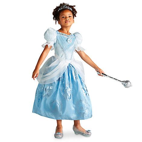 Cinderella Costume For Kids