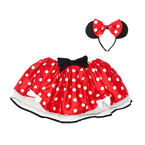 Ensemble tutu et serre-tête pour enfant Minnie Mouse