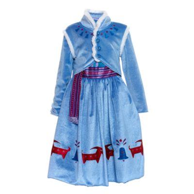 Robe de déguisement de luxe Anna