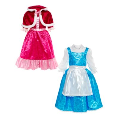 Cinderella - 2-in-1-Kostümset für Kinder