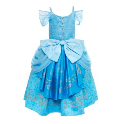 Askepot kostume i luksusudgave til børn