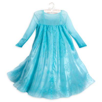 Robe de d guisement pour enfants elsa la reine des neiges - Robe elsa reine des neiges ...
