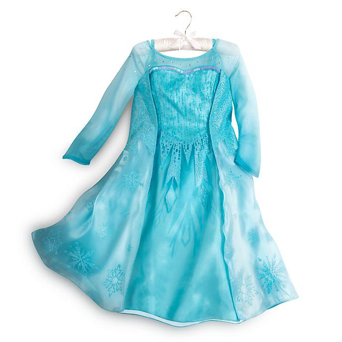Elsa Costume Dress For Kids, Frozen
