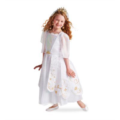 Arielle, die Meerjungfrau - Hochzeitskleidkostüm für Kinder