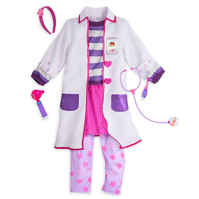 Disney Store Doc McStuffins Costume For Kids