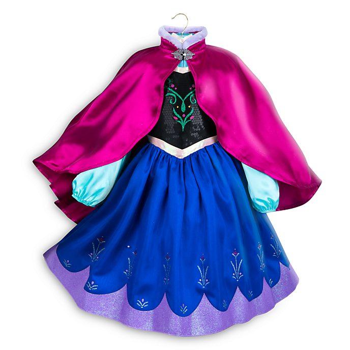 Déguisement pour enfants Anna Disney Store, La Reine des Neiges