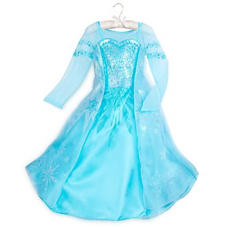 Disney Store Elsa Costume For Kids