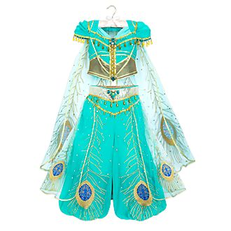 Disney Store Princess Jasmine Limited Edition Costume For Kids