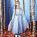 Disfraz infantil viaje Elsa exclusivo, Frozen 2, Disney Store