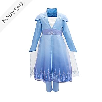 Disney Store Tenue de voyage deluxe Elsa pour enfants, La Reine des Neiges2