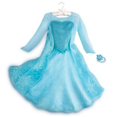 Disfraz infantil de Elsa
