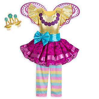 Disney Store Fancy Nancy Clancy Costume For Kids