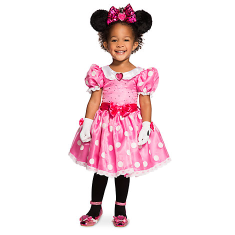 Minnie Mouse Costume For Kids