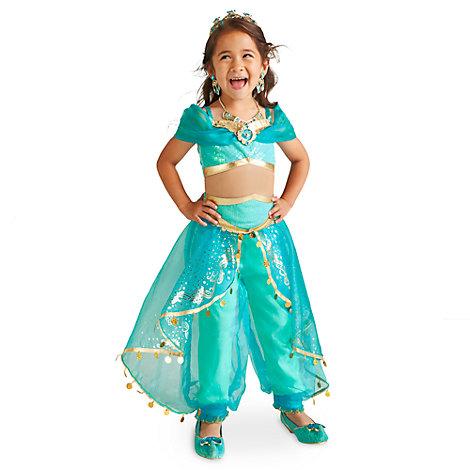 Disfraz infantil de Yasmín, Aladdín