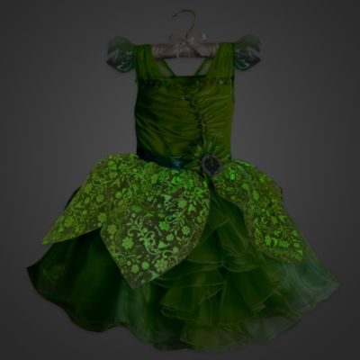 Tinker Bell Glow in the Dark Costume For Kids