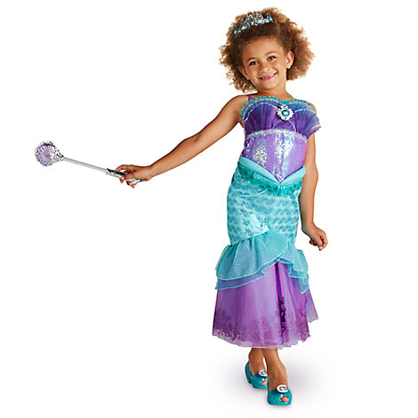 Ariel Costume For Kids, The Little Mermaid