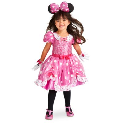 Minnie Maus - Kostüm für Kinder
