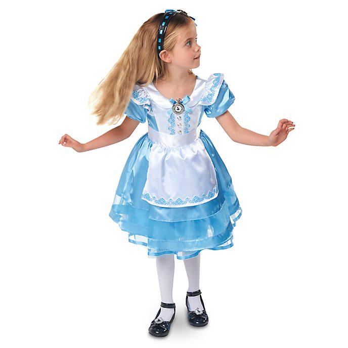 Alice in Wonderland Costume Dress For Kids
