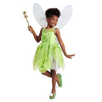 Conjunto disfraz infantil Campanilla, Disney Store