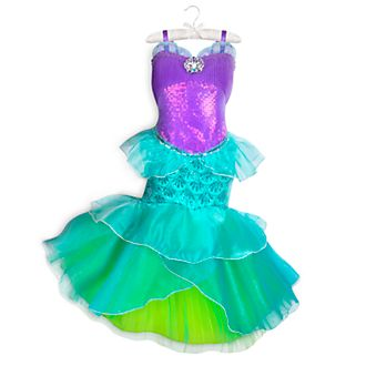 Disney Store The Little Mermaid Costume For Kids