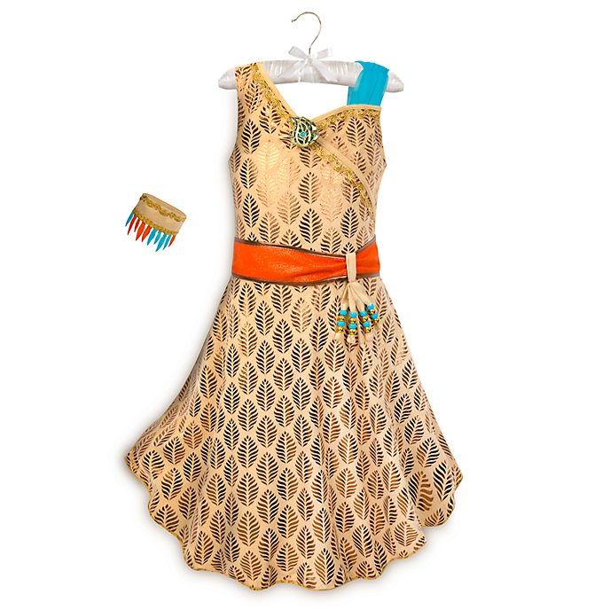 Disney Store Pocahontas Costume For Kids