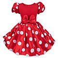 Disney Store Minnie Mouse Red Costume For Kids