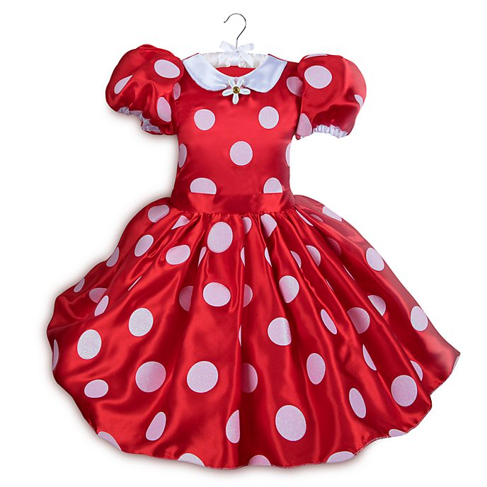 Disney Store Déguisement Minnie Mouse rouge pour enfants