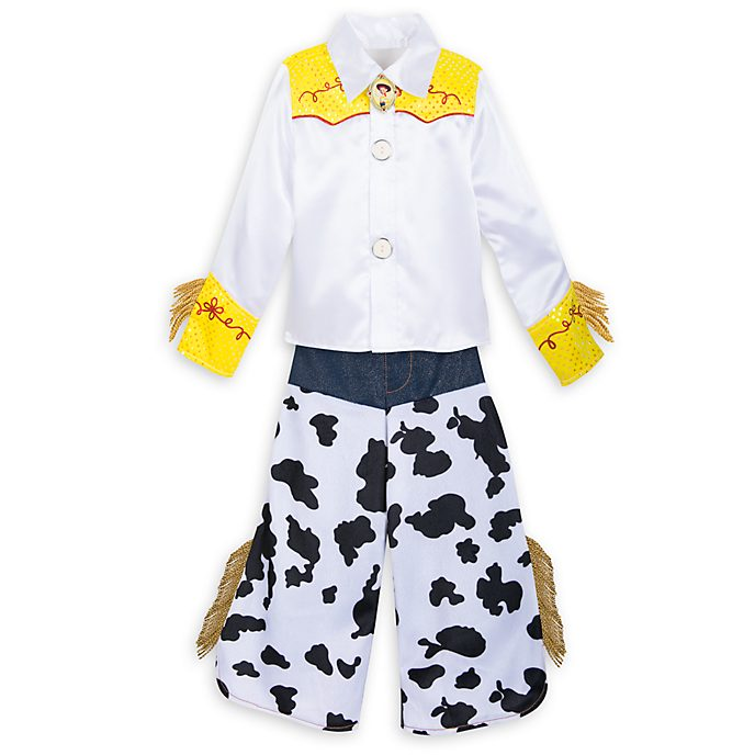 Disney Store Jessie Costume For Kids