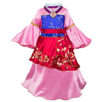 Disfraz infantil Mulán, Disney Store