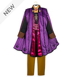 Disney Store Anna Deluxe Travel Costume For Kids, Frozen 2