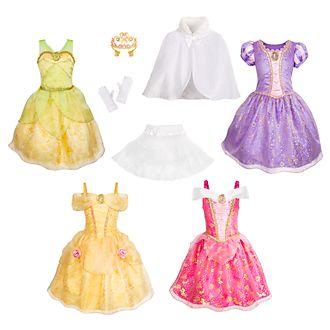 Disney Store Disney Princess 8-Piece Costume Set