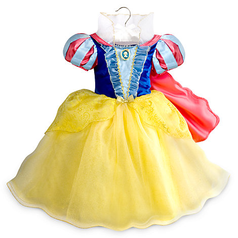 Snow White Costume Dress For Kids
