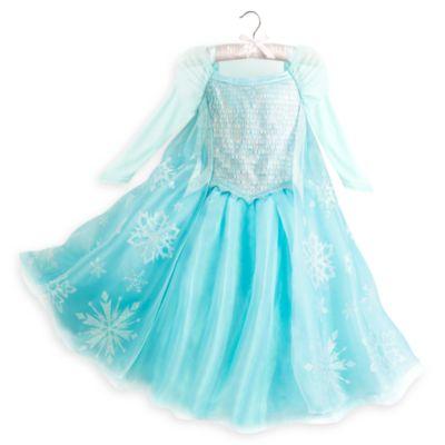 Elsa maskeradklänning, Frost