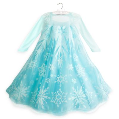 Déguisement pour enfants Elsa de La Reine des Neiges