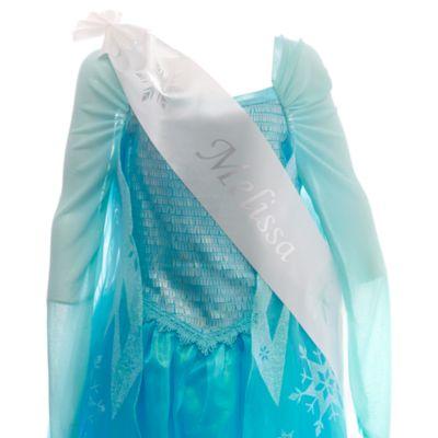 Costume bimbi Elsa di Frozen - Il Regno di Ghiaccio