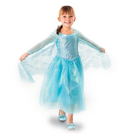 Die Eiskönigin - völlig unverfroren - Elsa Kostüm für Kinder