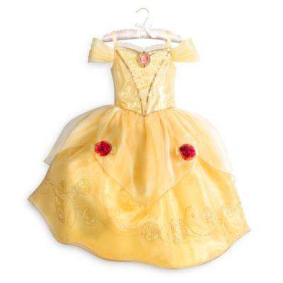Belle kostume til børn