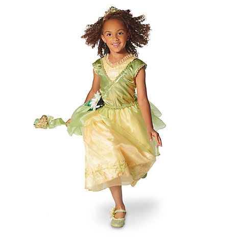 Disfraz Tiana para niña