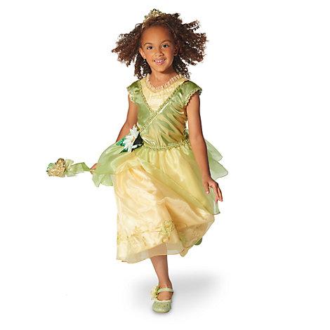 Tiana Costume For Kids